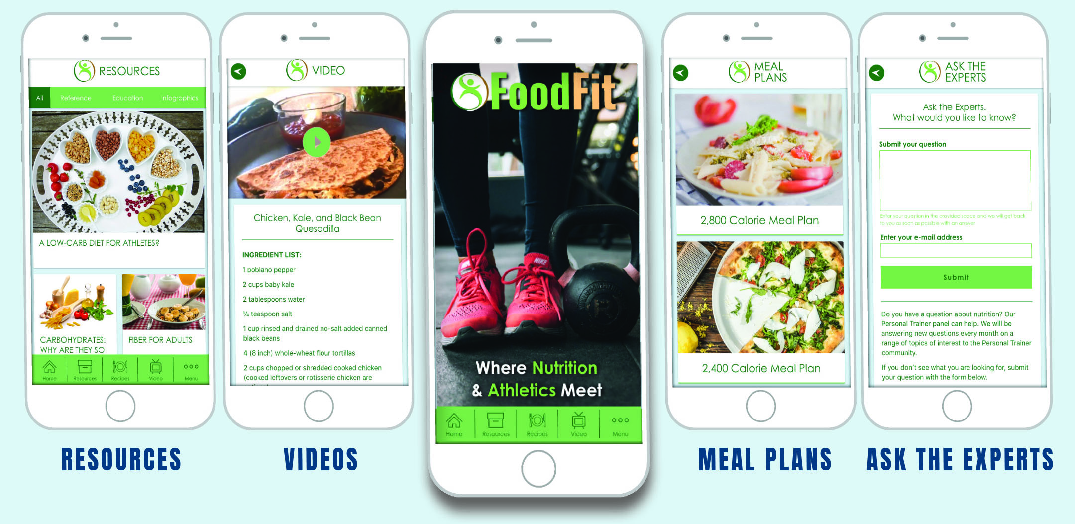 Center for nutrition and athletics news and updates center for foodfit is now available on your iphone and android forumfinder Gallery