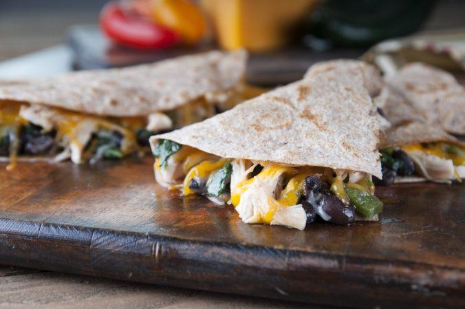 https://www.centerfornutritionandathletics.org/wp-content/uploads/2019/11/Chicken-Kale-and-Black-Bean-Quesadillas